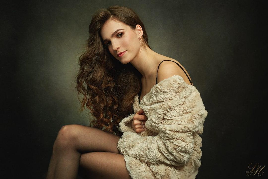 Photographe strasbourg portrait femme
