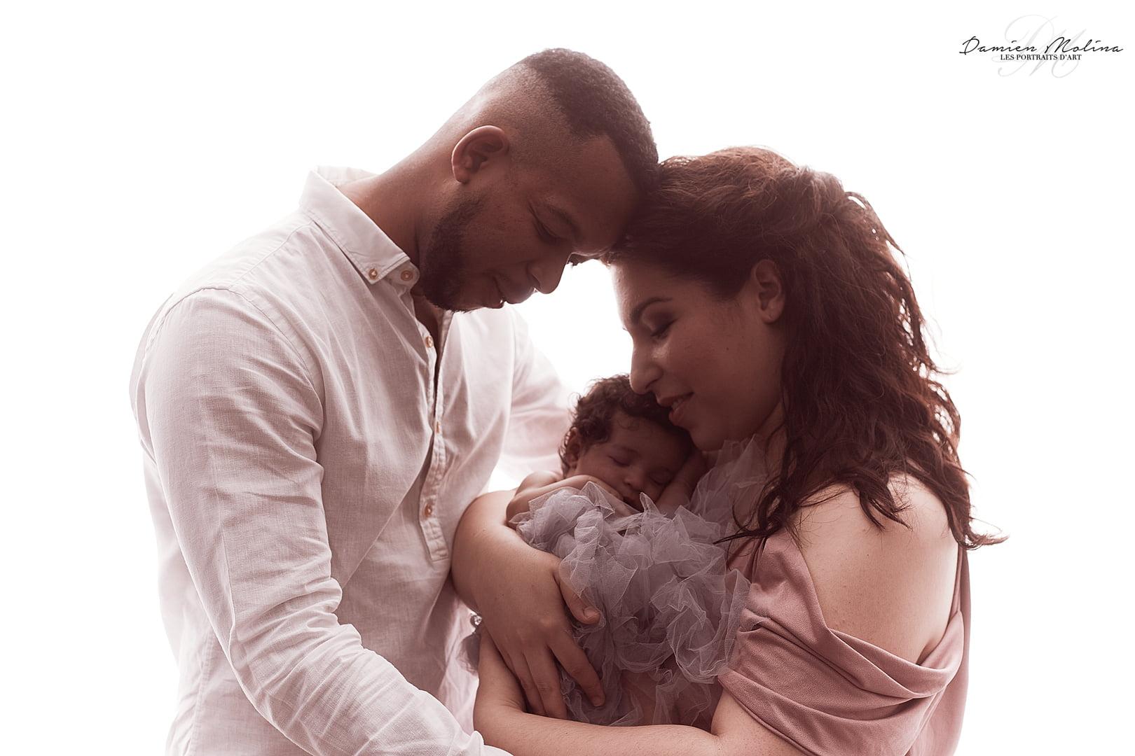 Famille avec bébé région Strasbourg
