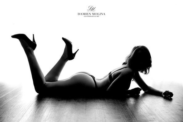 Photographe à Strasbourg   boudoir lingerie Madame P